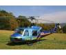 Fuselage kit Bell 204 for SkyFox