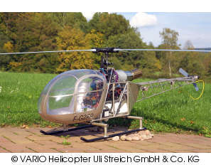 Your VARIO Helicopter Dealer in Canada, RC Helicopters,3D