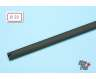 Tail boom 20x780mm, black