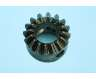 Bevel gear 6mm, mod. 0.7, 16-t.