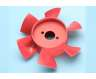 6-blade turbo-fan for »Boxer«