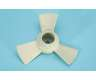 3-blade fan GRP cone 8mm