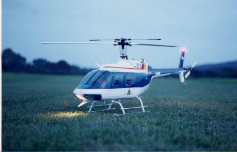 Bell 206 L3 flight Manual